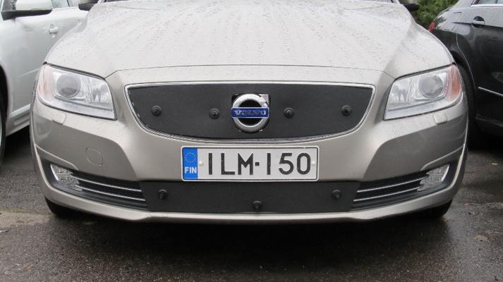 Maskisuoja Volvo V70 (2014-2016), kokonaan avoin maski, Tammer-Suoja