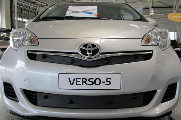 Maskisuoja Toyota Verso S (vm.2011-2013), Tammer-Suoja - Maskisuoja Toyota Verso S