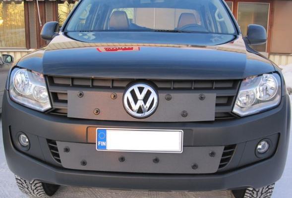 Maskisuoja Volkswagen Amarok (2011->), Tammer-Suoja - Maskisuoja Volkswagen Amarok