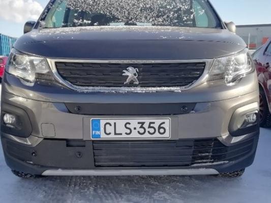 Maskisuoja Peugeot Rifter (2020-), Tammer-Suoja