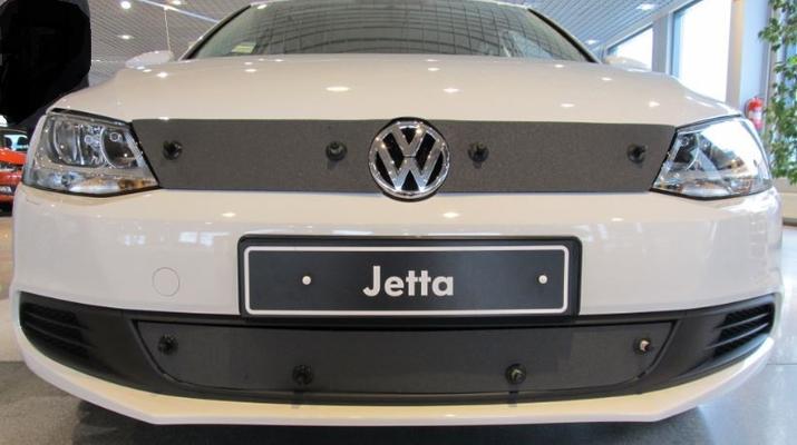 Maskisuoja Volkswagen Jetta (2011-2014), Tammer-Suoja - Maskisuoja Volkswagen Jetta