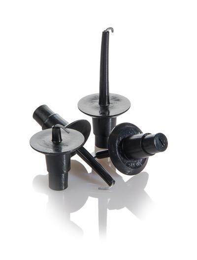 Maskisuojan kiinnike 15 mm , Tammer-Suoja - Maskisuojan kiinnike 15 mm