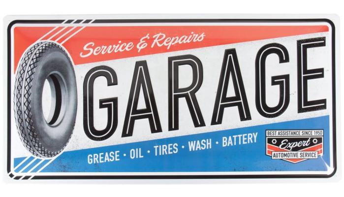 """Kyltti """"Service & Repairs Garage"""" - Kyltti """"Service & Repairs Garage"""""""