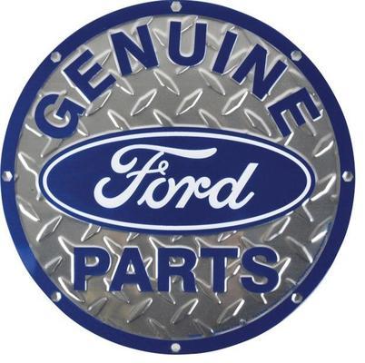"Kyltti ""Ford genuine parts"" - Kyltti ""Ford genuine parts"""