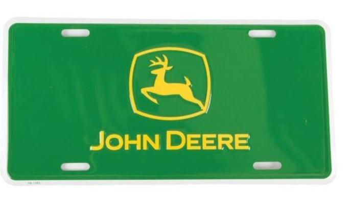 Kyltti John Deere-logolla - Kyltti John Deere-logolla