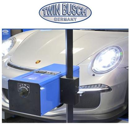 Ajovalojen suuntauslaite, Twin Busch - Ajovalojen suuntauslaite