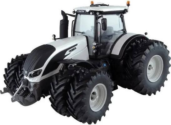 Lelu Valtra S394 traktori tuplarenkailla, Universal Hobbies