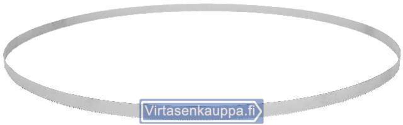 VANNES.TERÄ 1325X10X0,65Z10/14