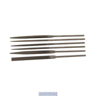 Neulaviilasarja 140 mm (6 kpl) - Neulaviilasarja 140 mm (6 kpl)