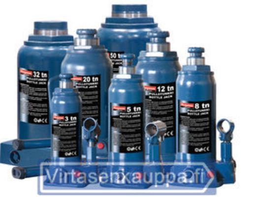 Pullonostin, TUV-hyväksytty - Meganex - Pullotunkki 3 t (TUV-hyväksytty)