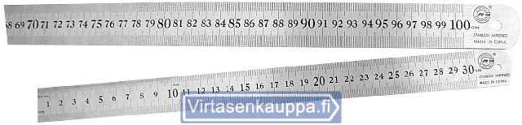 TERÄSVIIVAIN 300MM