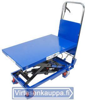 Saksinostopöytä 150 kg, Meganex - Saksinostopöytä 150 kg