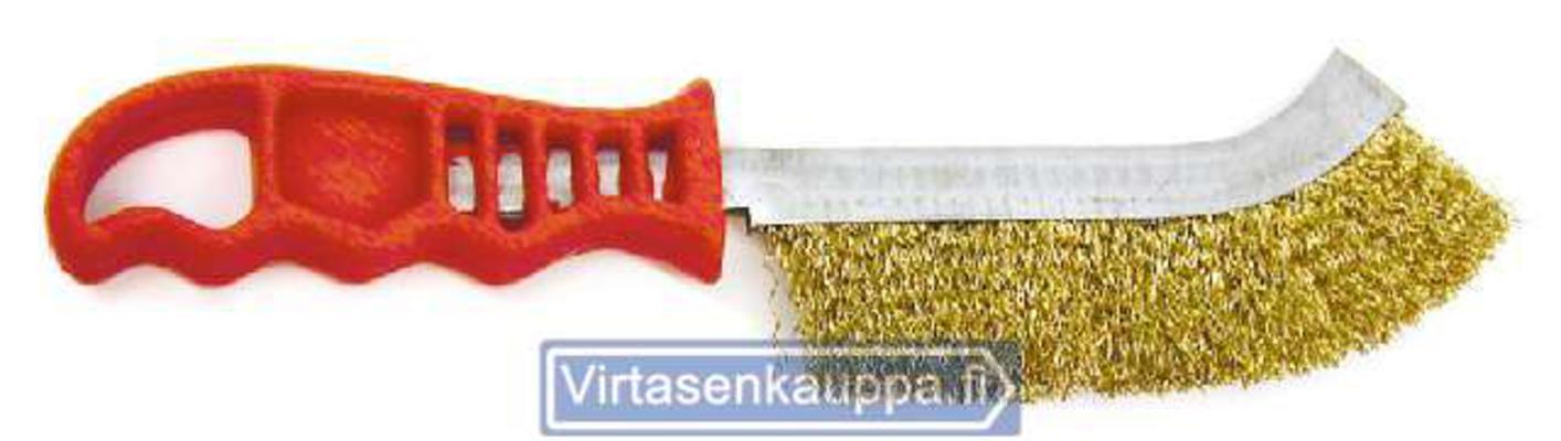 TERÄSHARJA MESSINKIP 265MM 0,3