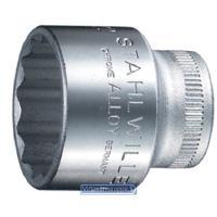 "Hylsyavain 3/8"", Stahlwille 45 - Avainväli 7 mm, pituus 24 mm"