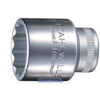 """Hylsyavain 1/2"""", Stahlwille - 8 mm"""