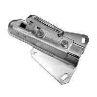Kuulakytkin 750 kg V-laippa SPP (DV-01.750.1 140x170x210)