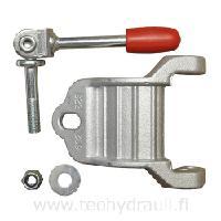 Nokkapyöränkiinnike 48/60 mm (AL-KO PROFI 3000 kiinnike)