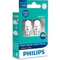 LED-polttimopari, 0,6 W, 6000 K, Philips