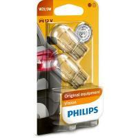 Polttimopari, W21/5W, 12 V, Philips