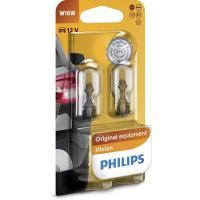 Polttimopari, W16W, 12 V, Philips