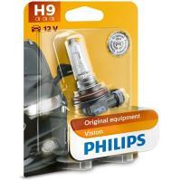 Hehkulankapolttimo, H9, Philips