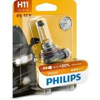 Hehkulankapolttimo, H11, Philips