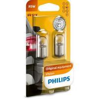 Polttimopari, R5W, 12 V, Philips