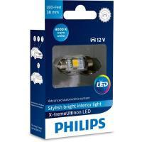 LED-polttimo, 1 W, 4000 K, sukkula, Philips