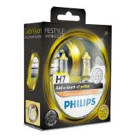 Ajovalopolttimo ColorVision Yellow (H7), Philips