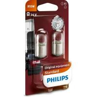 Polttimopari, 10 W, 24 V, Philips