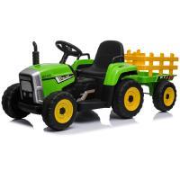 Akkukäyttöinen traktori ja peräkärry, ZH