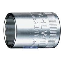 "Hylsyavain 1/4"", Stahlwille 40D - 5 mm"