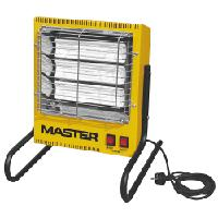 Sähkökäyttöinen infrapunalämmitin 2,4 kW, Master