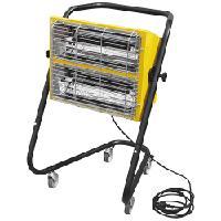 Sähkökäyttöinen infrapunalämmitin 3 kW, Master