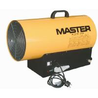 Kaasulämmitin 73 kW, Master BLP 73E