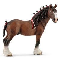 Clydesdalen hevonen ruuna, Schleich