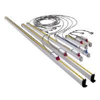 Työkalujyrsin Luna MM 3001 - tarvike: lineaarimittaus, viivoitin, 1000 mm