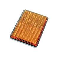 Radex tarraheijastin keltainen (202 tarrakiinnitys 62x45)