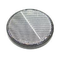 Radex tarraheijastin valkoinen 80 mm (732 tarrakiinnitys)