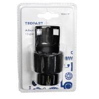 Pistorasia-adapteri 7->13 (12 V)