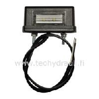 Led rekisterikilvenvalo FT16 12-30V (FT-016 led)