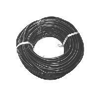 Kaapeli 2x0,75 Flat 1 m (valkoinen, ruskea)
