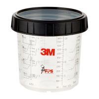 Ruiskumaalauksen mitta-astia 650 ml (2 kpl), 3M