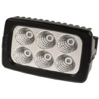 LED-työvalo | 30W | 2900 lm | Leveä | Bullboy