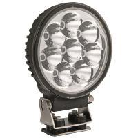 Led-lisävalo Lightning 125 - Pyöreä | 13 cm | 2160 lm | Ref. 25, W-Light