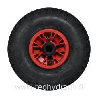Ilmakumipyörä 260x85 muovivanne (9005)
