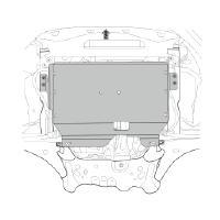 Pohjapanssari Ford Tourneo Custom, Transit, Transit Custom (2012-)