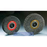 Pyöröteräsharja, 150 x 24 mm (teräs) - Osborn