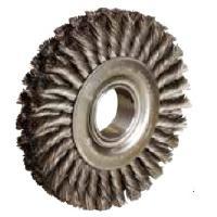 Pyöröharja 654253, palmikoitu (teräs) - Osborn