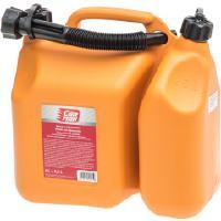 Kombikannu - bensa 6 l, öljy 2,5 l, Carman